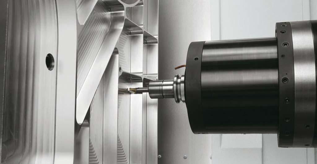 <h2>Fertigungstechnik</h2> <p>Der moderne Maschinenpark ermöglicht die Herstellung von hochpräzisen Fertigungsteilen, als Einzelstück oder als Serienbauteile.</p> <p>Die Dreh- und Fräszentren von DMG MORI und unseren 5-Achsfräsen ermöglichen die Herstellung kompliziertester Bauteile.</p>