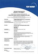 EG-Certificate
